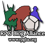 RPG Blog Alliance logo