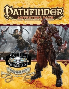 Skull & Shackles: The Wormwood Mutiny Cover