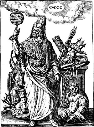 Hermes Trismegistus, from Wikipedia.
