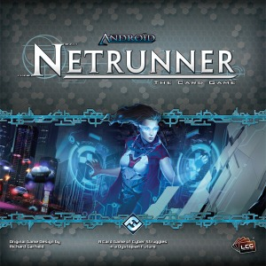Android: Netrunner box cover.